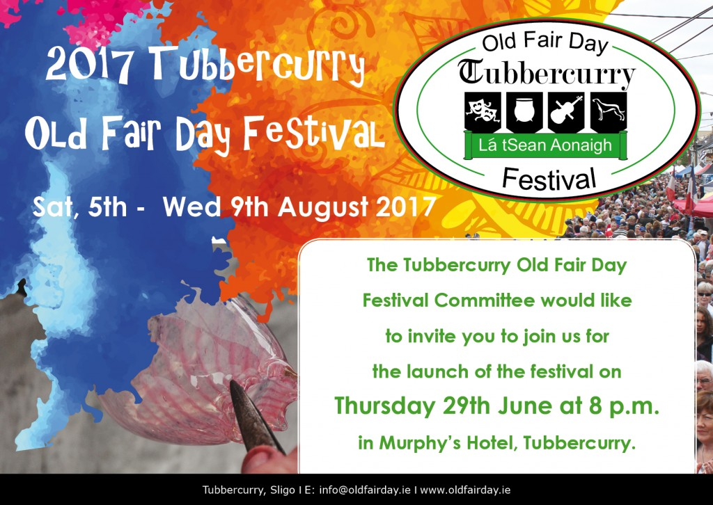 launch-invite-tubbercurry-old-fair-day-festival