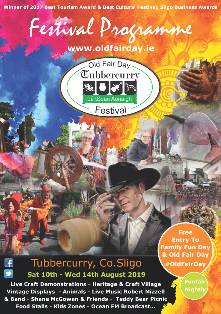 2019 Old Fair Day Brochure